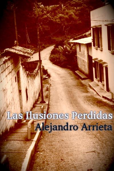 Libro de poesía de Alejandro Arrieta